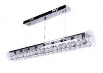 LAMPA WISZĄCA NOWOCZESNA KRYSZTAŁOWA BRIZA D90