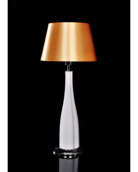 NOWOCZESNA LAMPA NOCNA LDT 2210 WHITE