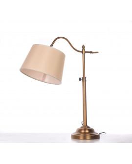 LAMPA BIURKOWA SARINI BRASS