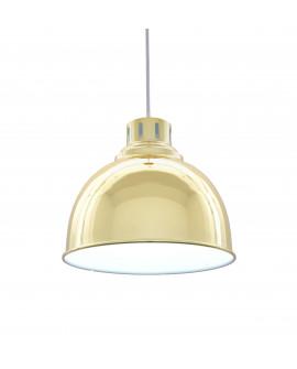 LAMPA WISZĄCA ZŁOTA FABBIANO