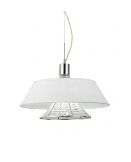 LAMPA WISZĄCA ALVARRESS W3 WHITE