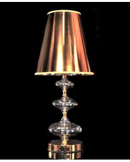 LAMPA NOCNA VENEZIANA GOLD