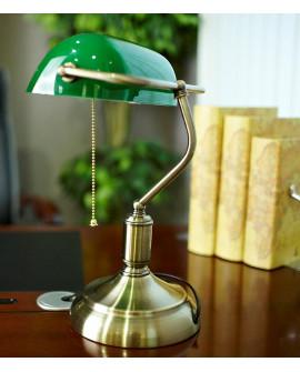 LAMPA BIURKOWA BANKER CLASSIC