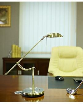 LAMPA BIURKOWA MOSIĘŻNA GOLF