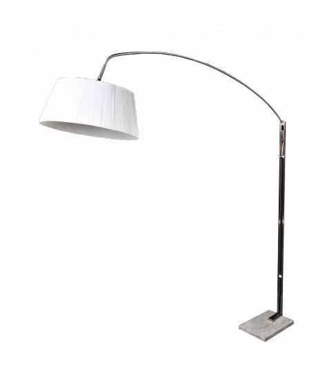 LAMPA STOJĄCA PODŁOGOWA CRUSE WHITE