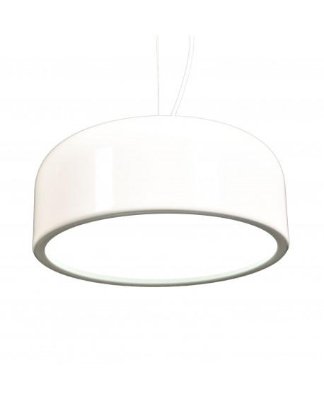 LAMPA WISZĄCA SCUDO WHITE D35