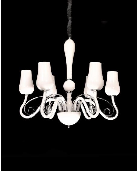 NOWOCZESNA LAMPA WISZĄCA BELLARDO W6