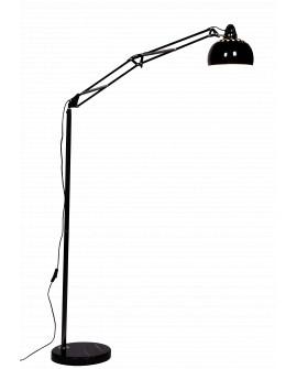 LAMPA STOJĄCA PODŁOGOWA RIGORRIA BLACK
