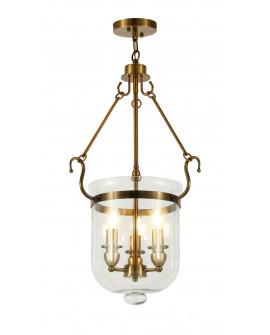 LAMPA LEO BRASS