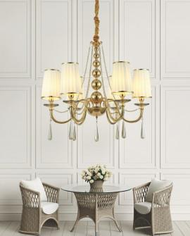LAMPA FABIONE W6 GOLD