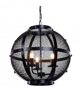 LAMPA WISZĄCA 042-L CZARNA
