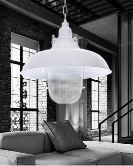 LOFT LAMPA WISZĄCA PRODDI WHITE