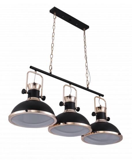 LOFT LAMPA WISZĄCA 274-3 BLACK