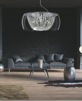 NOWOCZESNA LAMPA WISZĄCA DISPOSA CLEAR D50