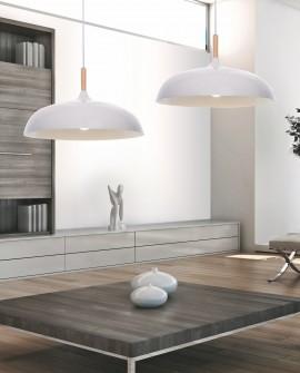 NOWOCZESNA LAMPA WISZĄCA VERSI WHITE