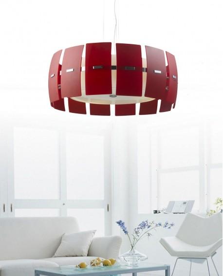 NOWOCZESNA LAMPA OPTIMATIC W4 RED