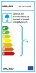 NOWOCZESNA LAMPA WISZĄCA SKANDYNAWSKA ZWIS CZARNA BAFIDO B1