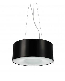 LAMPA WISZĄCA GLOBUS BLACK