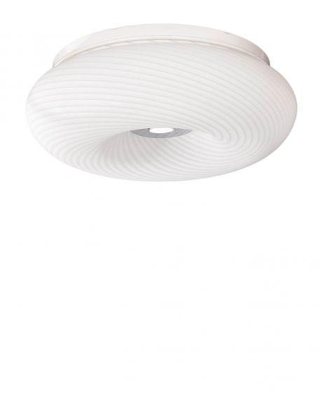 NOWOCZESNA LAMPA SUFITOWA PLAFON MONARTE D43