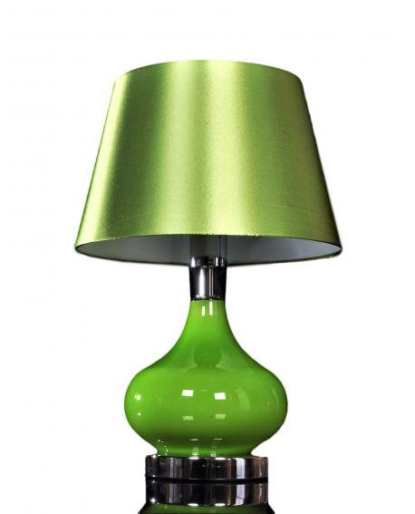 NOWOCZESNA LAMPA NOCNA ZIELONA 3023