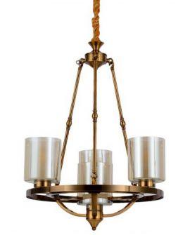 LAMPA WISZĄCA LOFT MOSIĘŻNA SANTINI W4